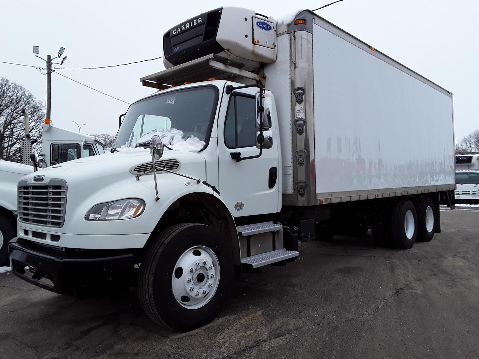 2014 Freightliner M2 106 6x4, Refrigerated Body #530062 - photo 1