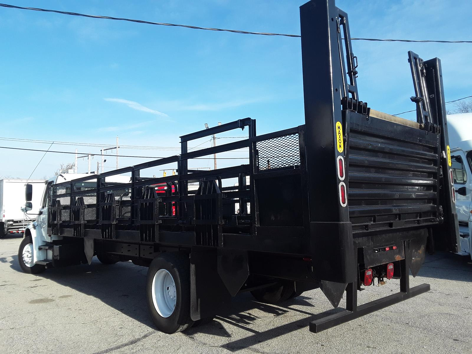 2014 Freightliner M2 106 4x2, Stake Bed #545694 - photo 1