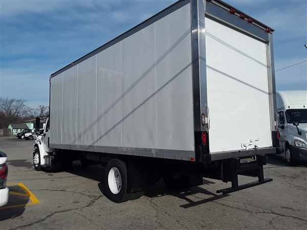 2014 Freightliner Truck 4x2, Carrier Refrigerated Body #550909 - photo 1