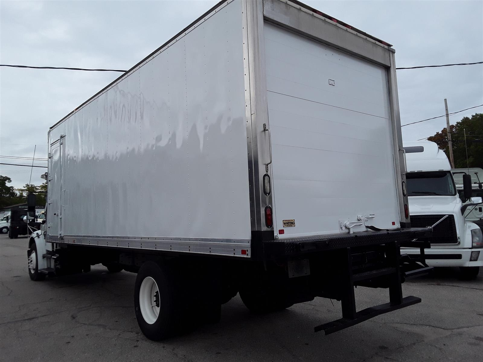 2014 Freightliner M2 106 4x2, Refrigerated Body #552995 - photo 1