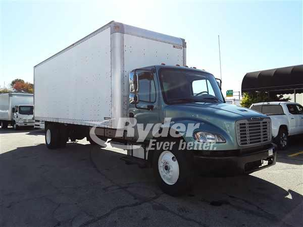 2015 Freightliner M2 106 4x2, Morgan Dry Freight #570700 - photo 1