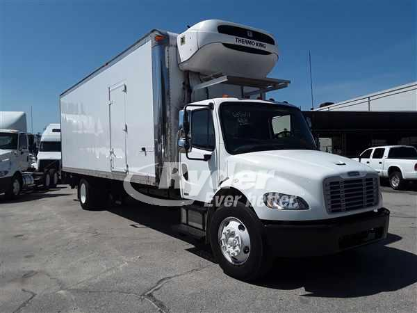 2012 Freightliner M2 106 4x2, Thermo King Refrigerated Body #635607 - photo 1