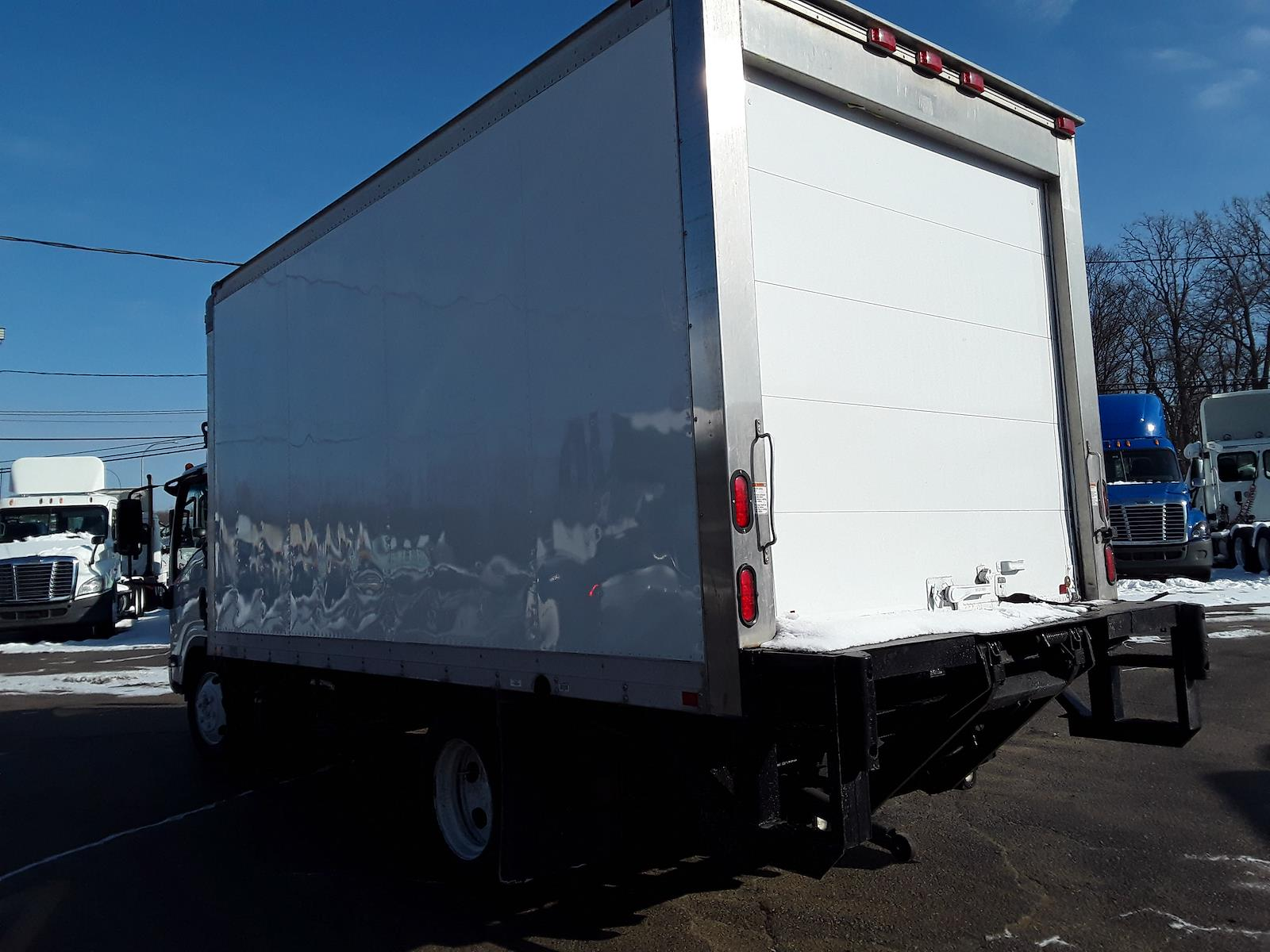 2015 Isuzu NQR Regular Cab 4x2, Refrigerated Body #640307 - photo 1