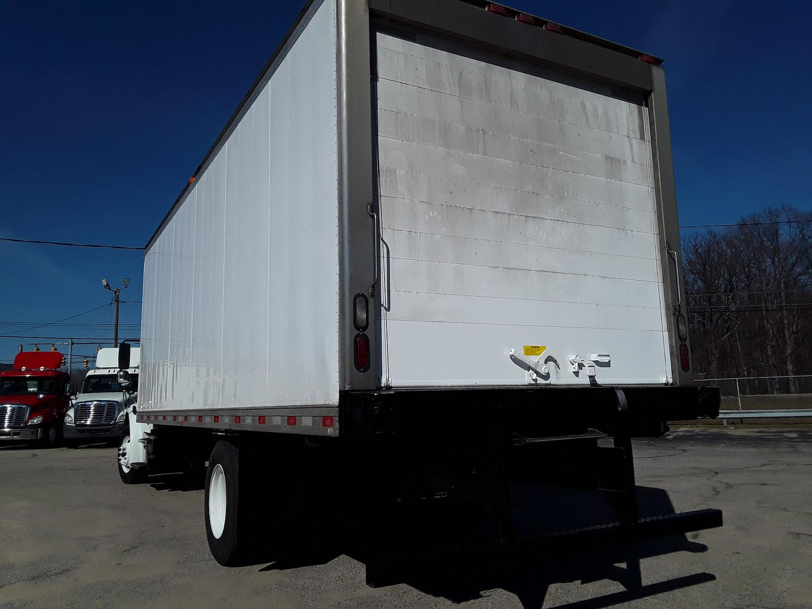 2017 Freightliner M2 106 4x2, Refrigerated Body #671456 - photo 1