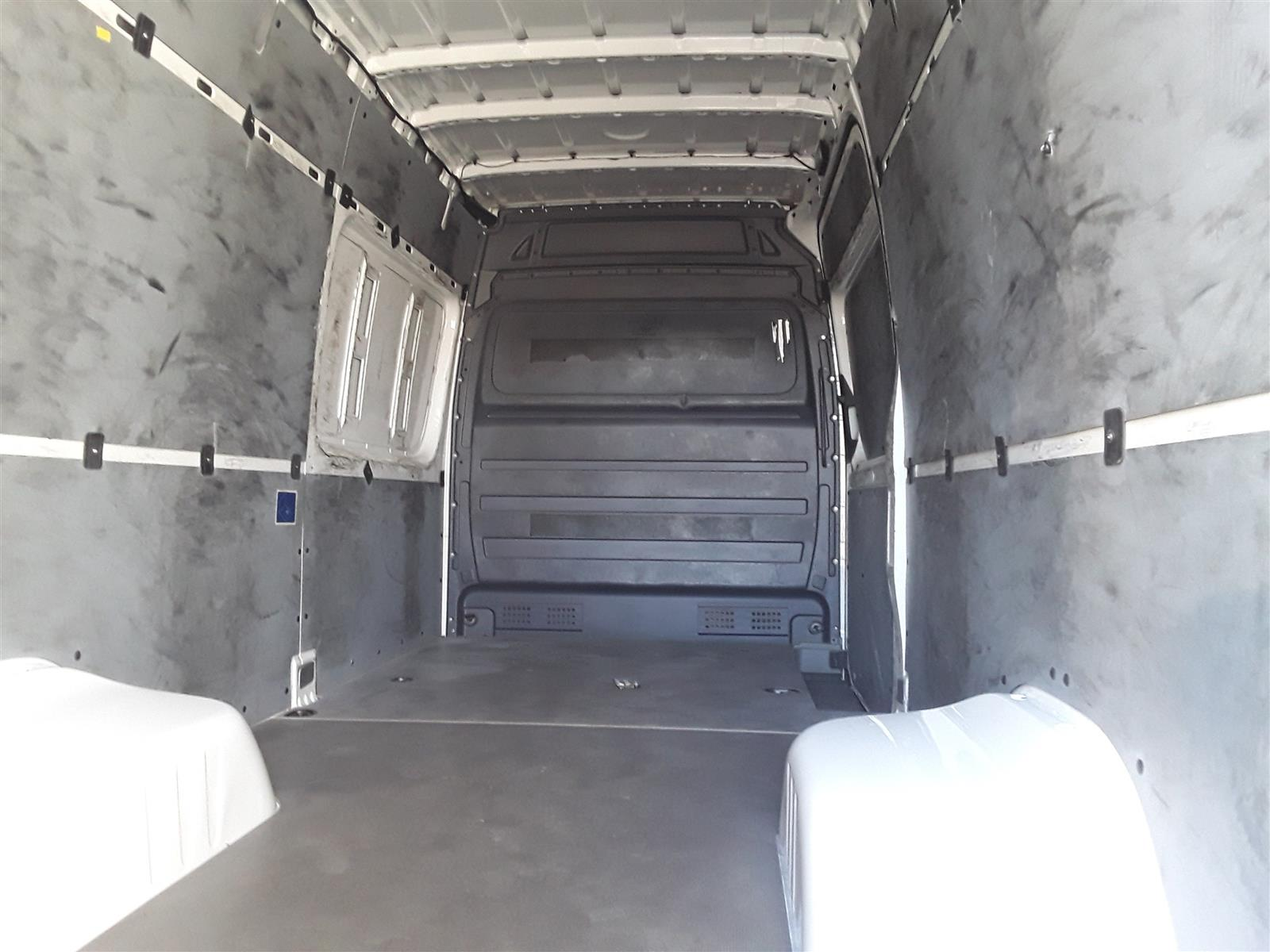 2017 Mercedes-Benz Sprinter 3500, Empty Cargo Van #745607 - photo 1