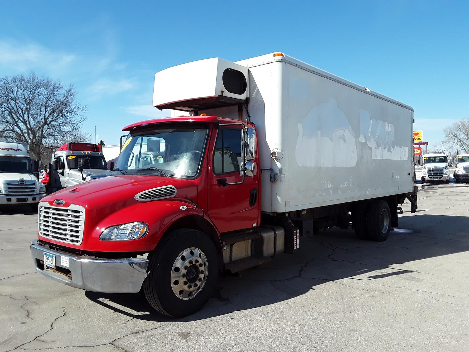 2015 Freightliner M2 106 4x2, Refrigerated Body #315471 - photo 1
