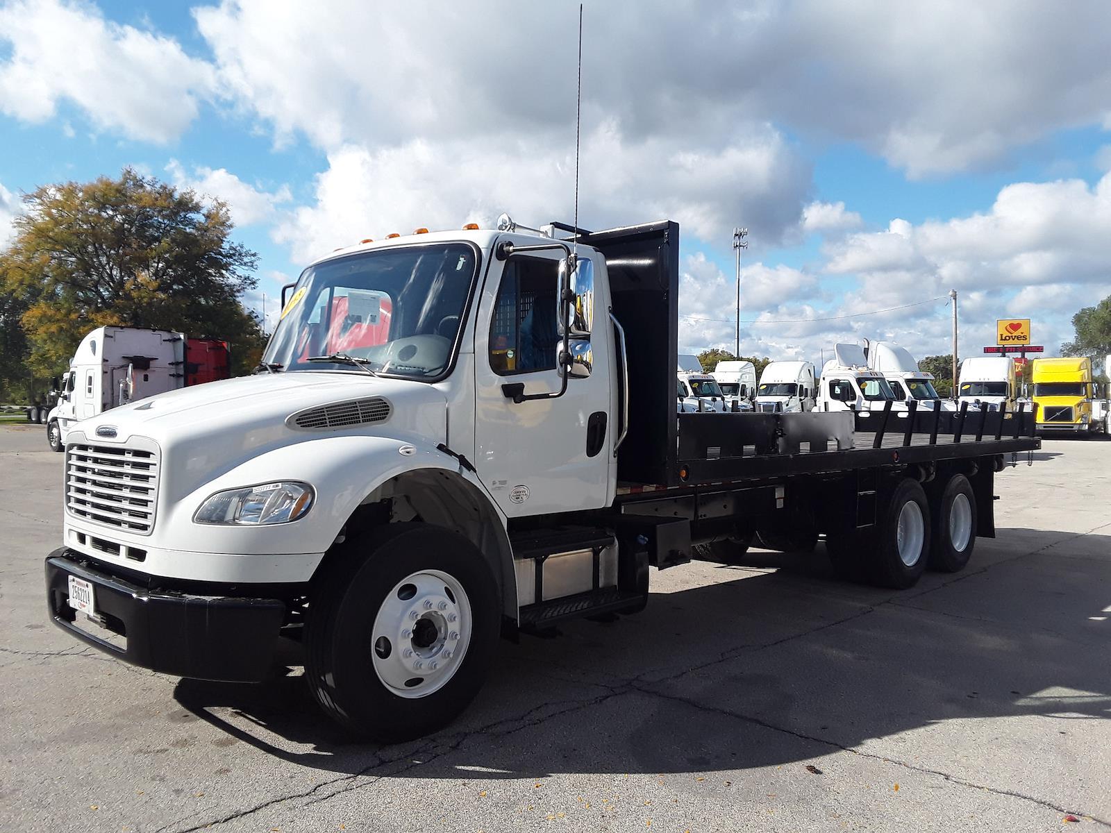 2013 Freightliner Truck 6x4, Platform Body #503777 - photo 1