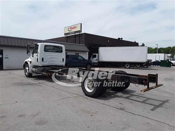 2013 International Truck 4x2, Cab Chassis #510042 - photo 1
