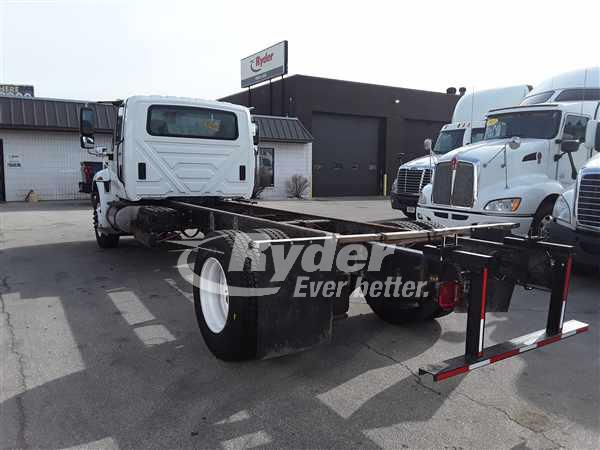 2013 International Truck 4x2, Cab Chassis #513054 - photo 1