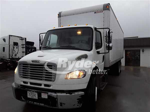 2014 Freightliner M2 106 6x4, Morgan Dry Freight #519018 - photo 1