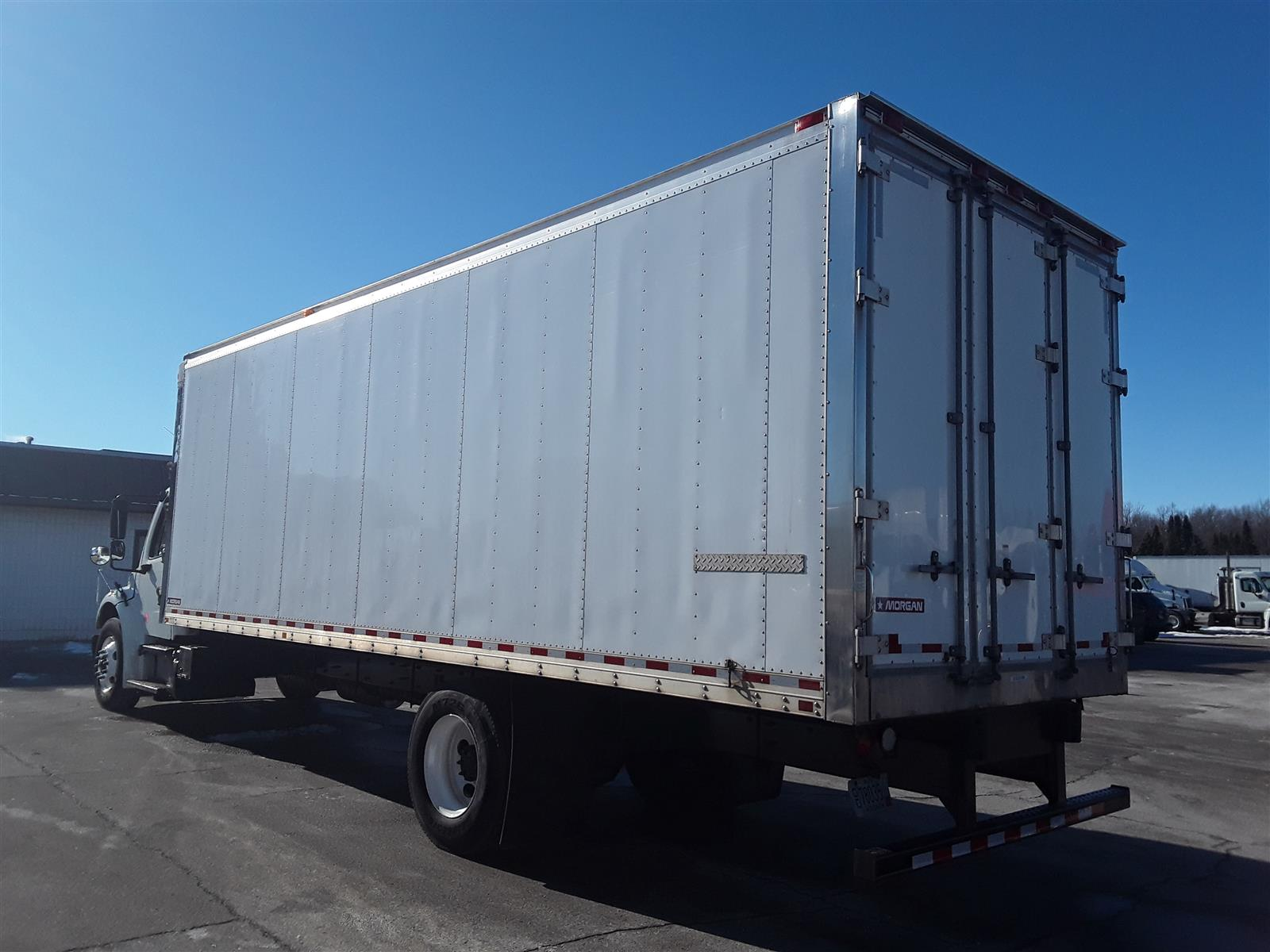 2017 Freightliner M2 106 4x2, Refrigerated Body #674305 - photo 1