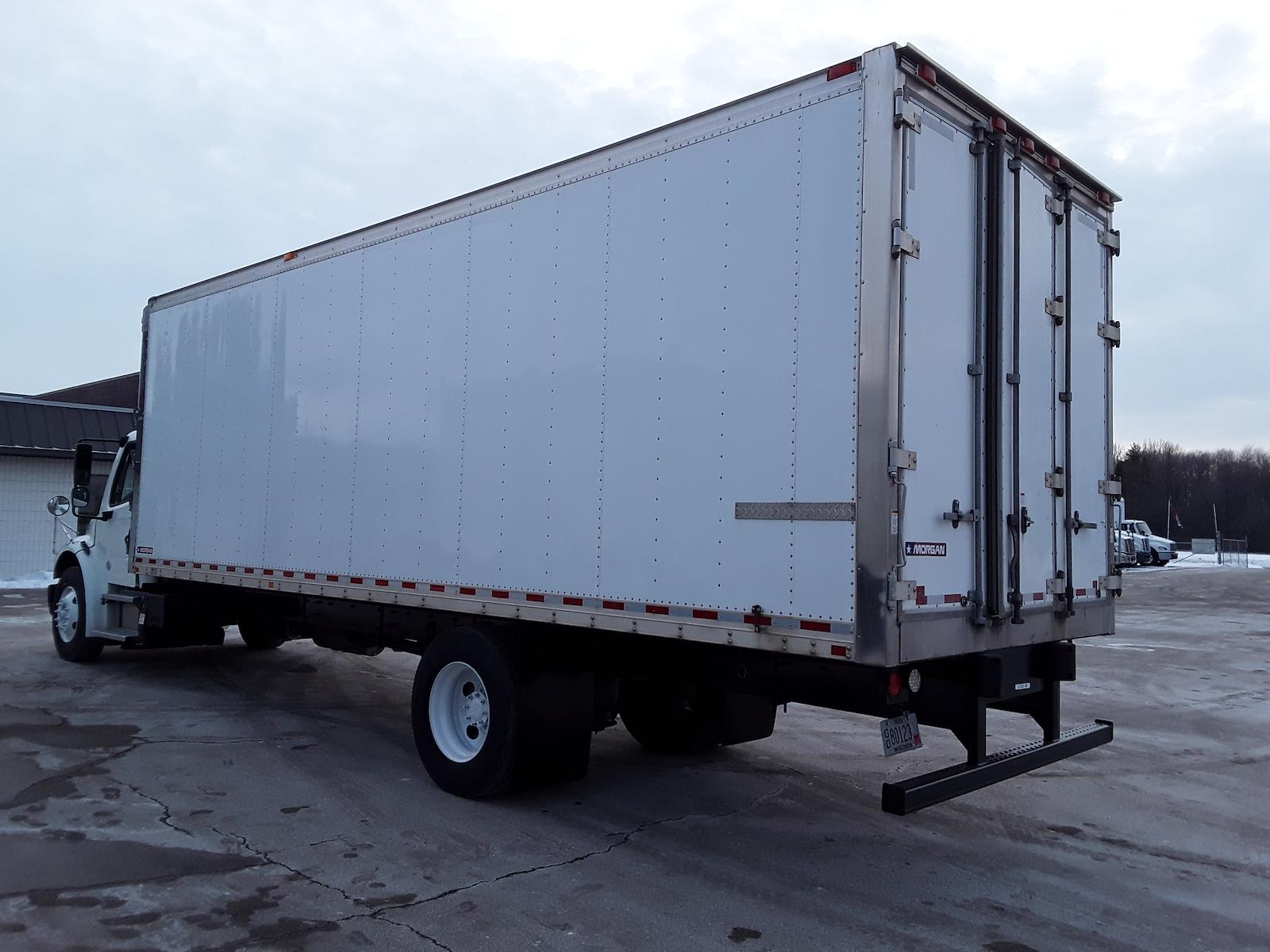 2017 Freightliner M2 106 4x2, Refrigerated Body #674306 - photo 1