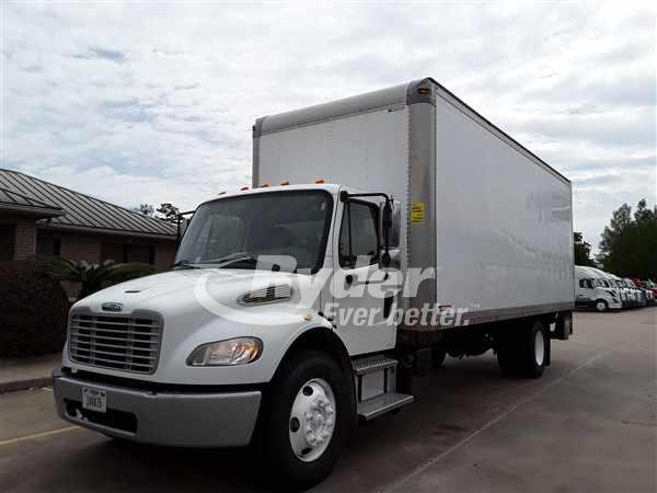 2014 Freightliner Truck 4x2, Dry Freight #309694 - photo 1