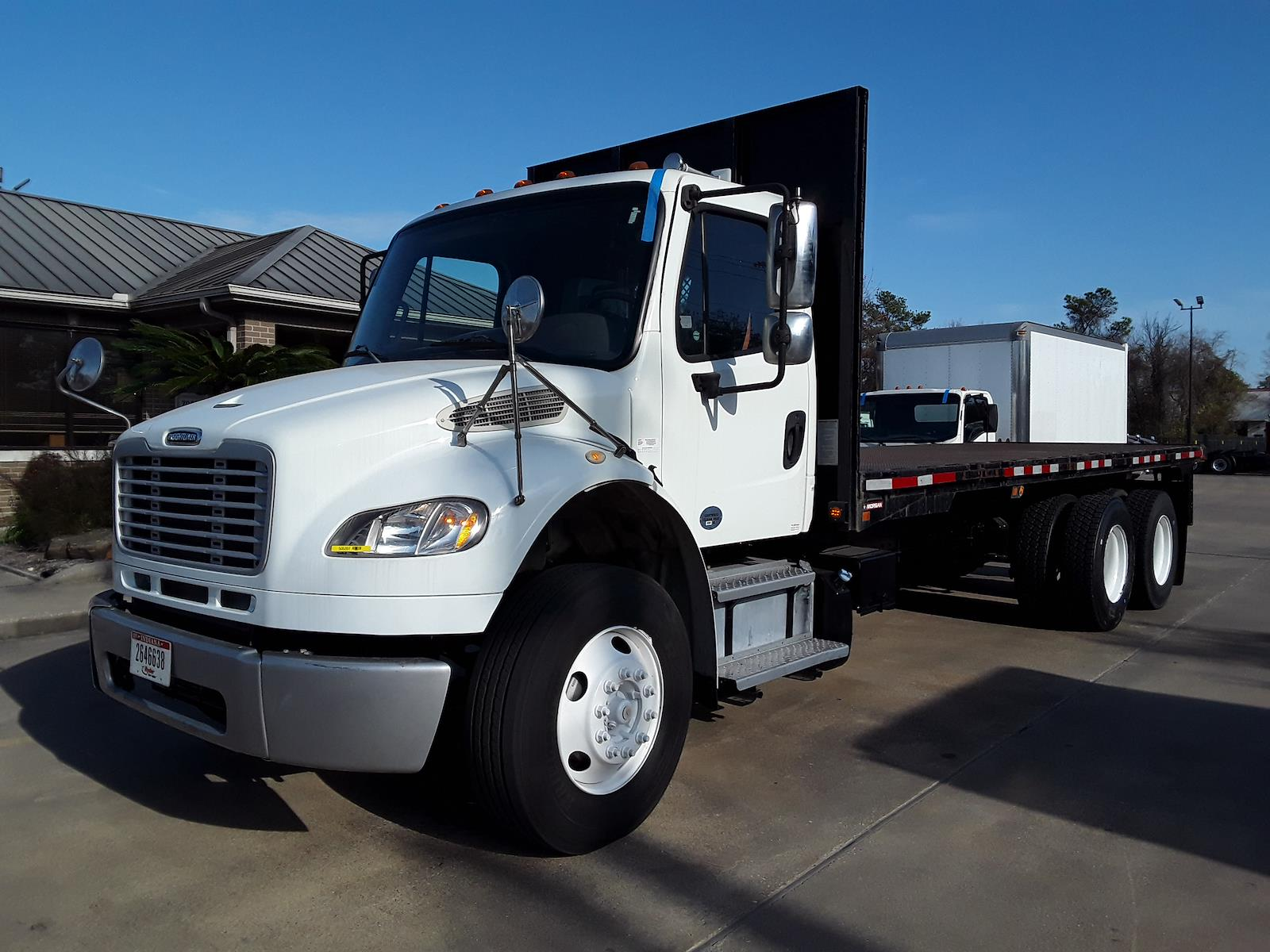 2013 Freightliner Truck 6x4, Platform Body #505397 - photo 1