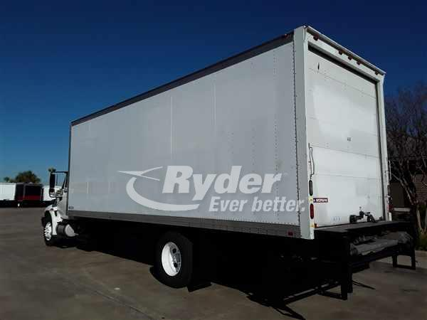 2014 International DuraStar 4300 4x2, Morgan Dry Freight #535644 - photo 1