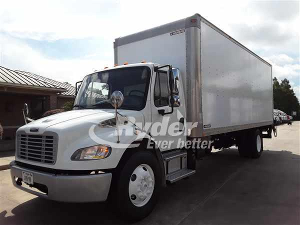 2014 Freightliner Truck 4x2, Dry Freight #536960 - photo 1