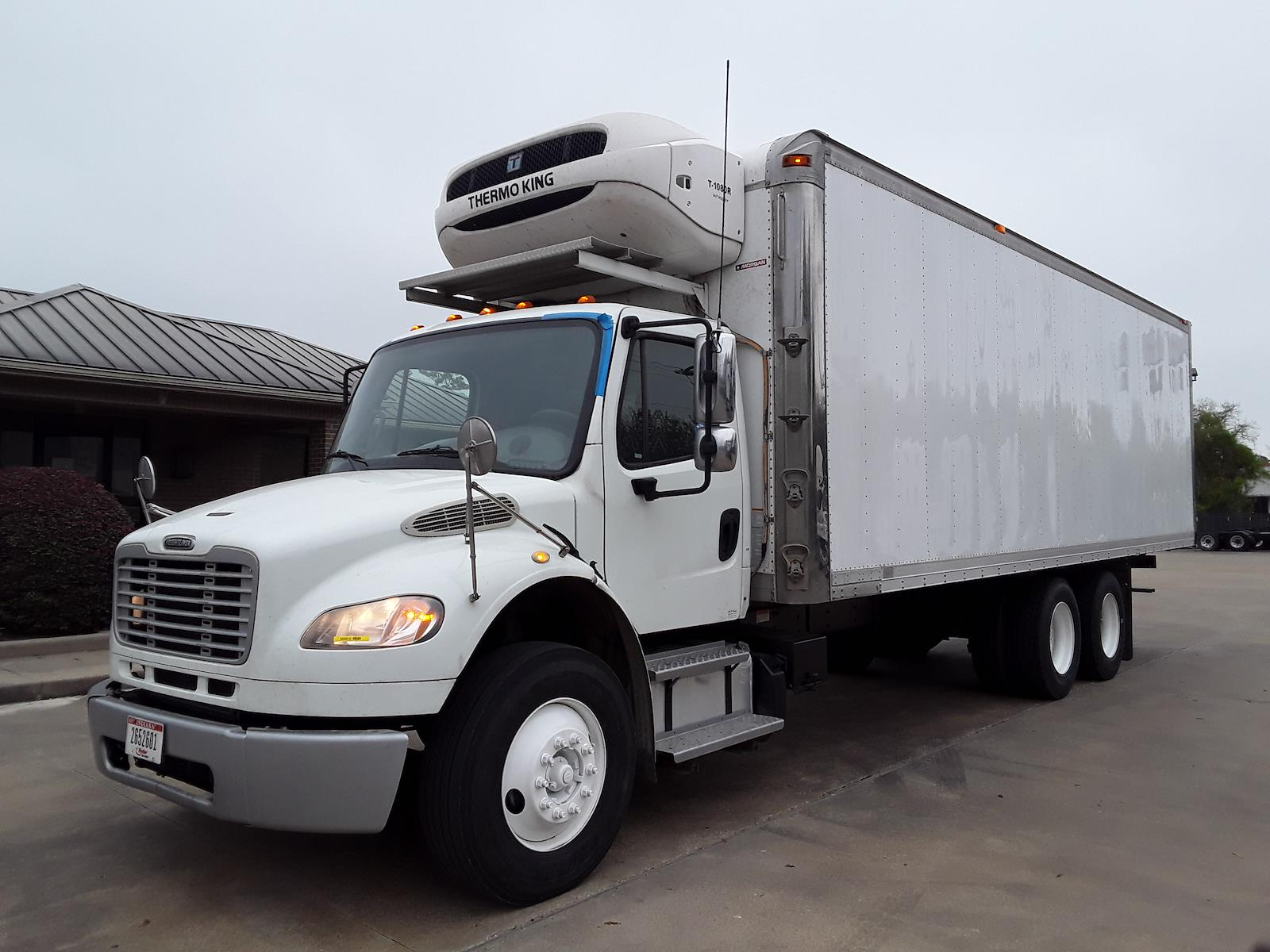 2014 Freightliner M2 106 6x4, Refrigerated Body #562872 - photo 1