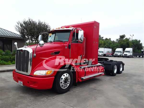 2015 Peterbilt Truck 6x4, Day Cab Tractor #568139 - photo 1