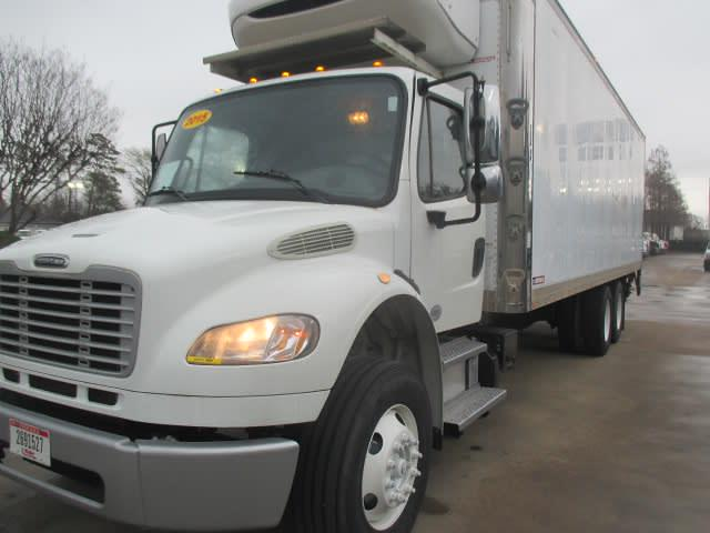 2015 Freightliner M2 106 6x4, Refrigerated Body #568645 - photo 1