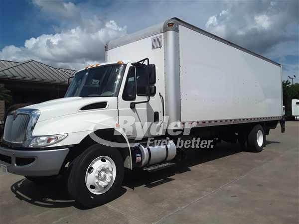 2017 International DuraStar 4300 4x2, Morgan Dry Freight #679997 - photo 1