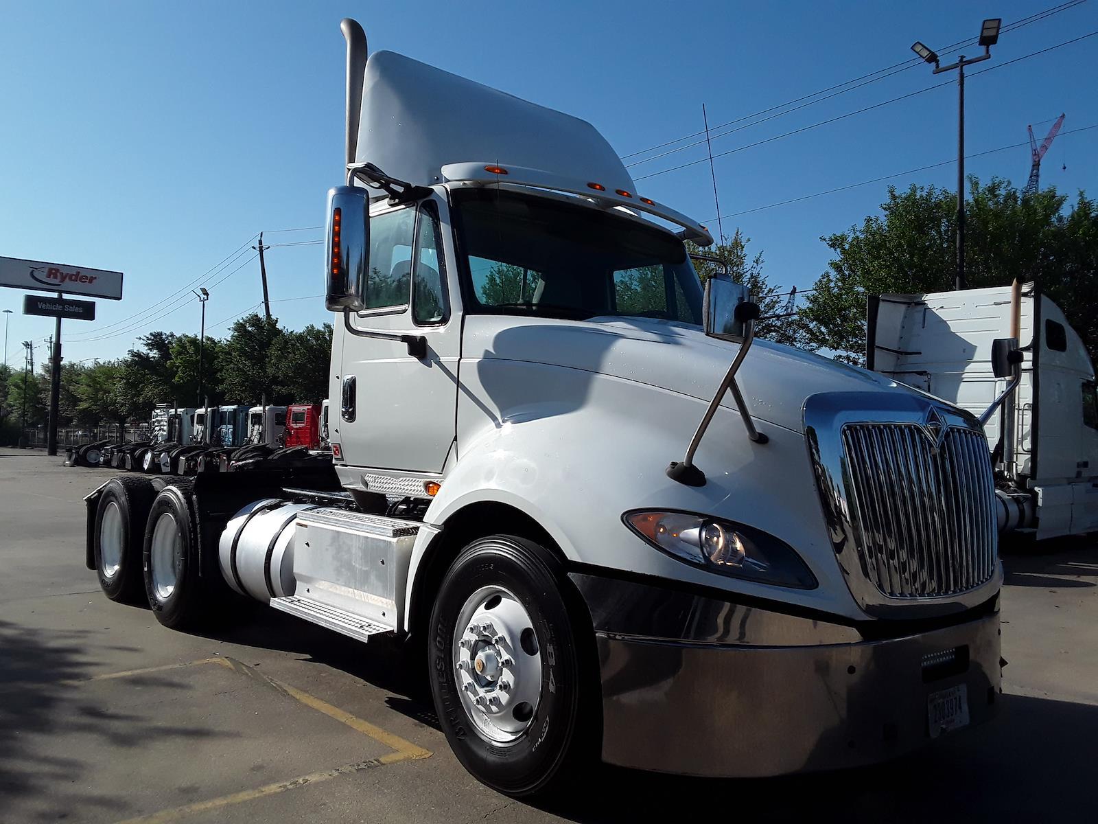 2015 International ProStar+ 6x4, Tractor #637881 - photo 1