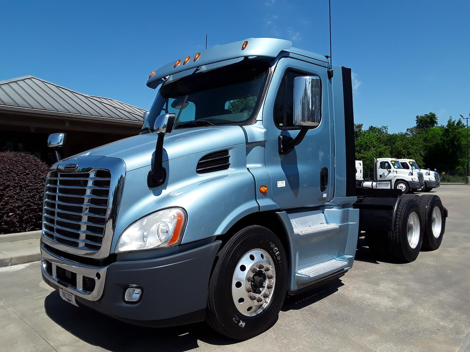 2016 Freightliner Cascadia 6x4, Tractor #658562 - photo 1