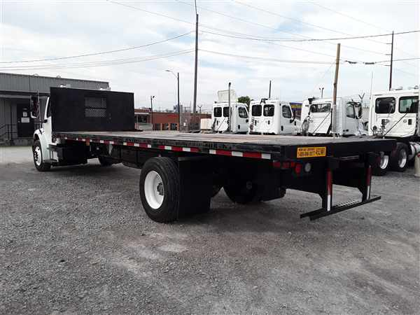 2014 Freightliner M2 106 4x2, Platform Body #528751 - photo 1