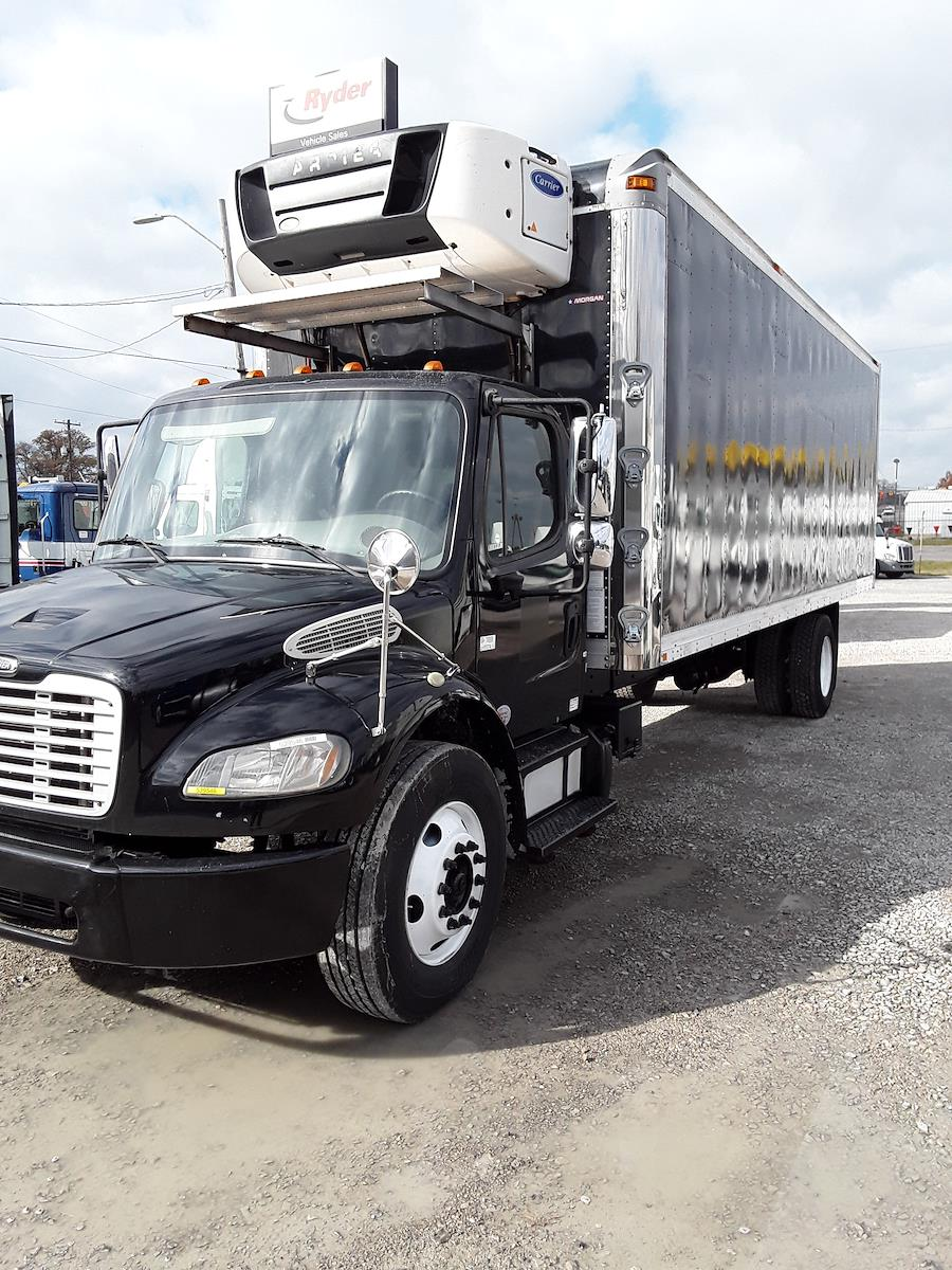 2014 Freightliner M2 106 4x2, Refrigerated Body #539546 - photo 1