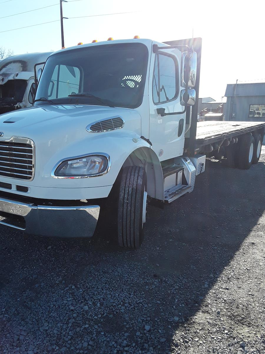 2014 Freightliner M2 106 6x4, Platform Body #543106 - photo 1