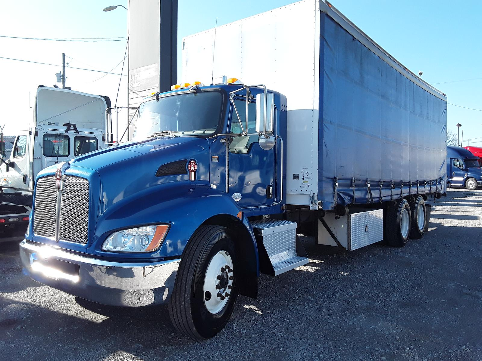 2014 Kenworth T370 6x4, Dry Freight #728869 - photo 1
