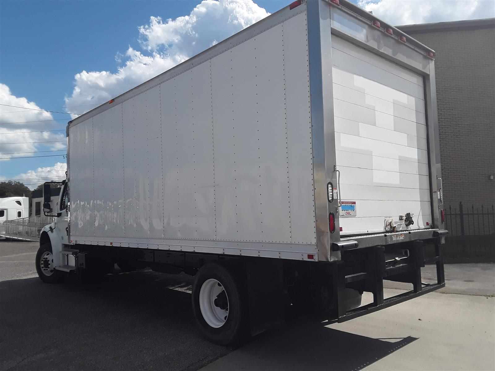 2015 Freightliner M2 106 4x2, Refrigerated Body #325224 - photo 1