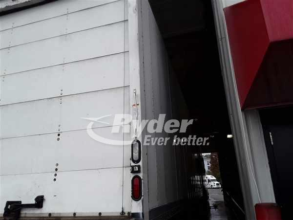 2013 International WorkStar 7600 6x4, Morgan Dry Freight #491950 - photo 1