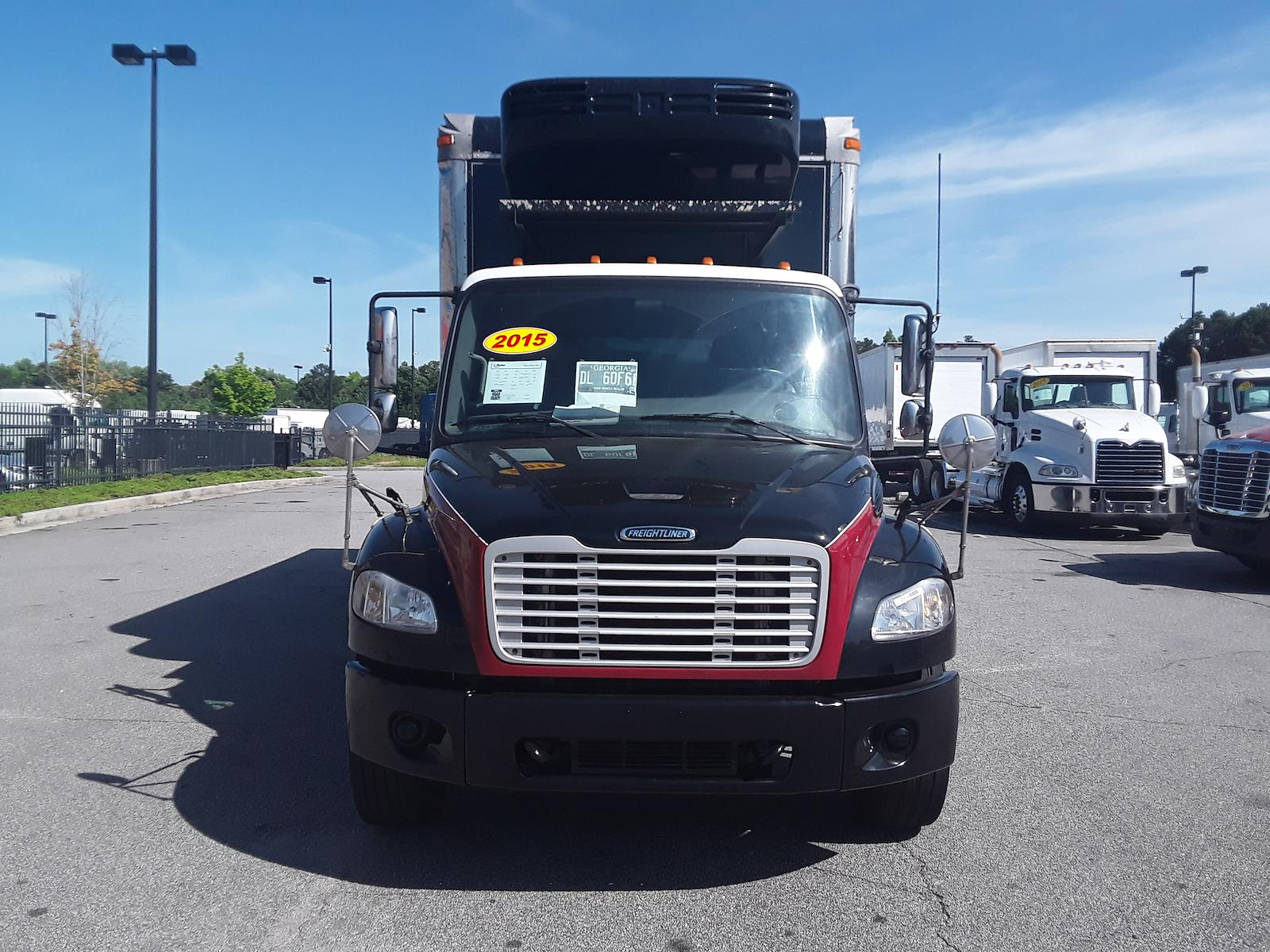 2015 Freightliner M2 106, Cab Chassis #325514 - photo 1