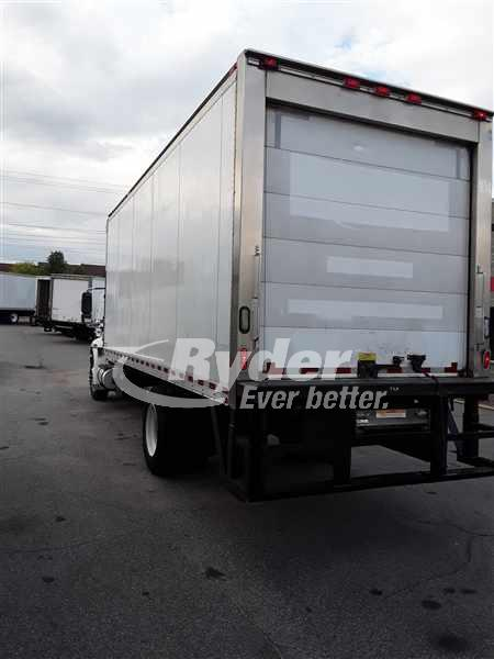 2012 International Truck 4x2, Morgan Refrigerated Body #435931 - photo 1