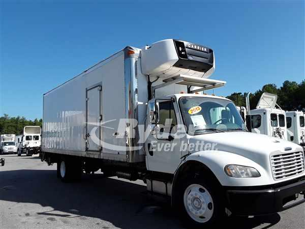 2013 Freightliner Truck 4x2, Morgan Refrigerated Body #483194 - photo 1