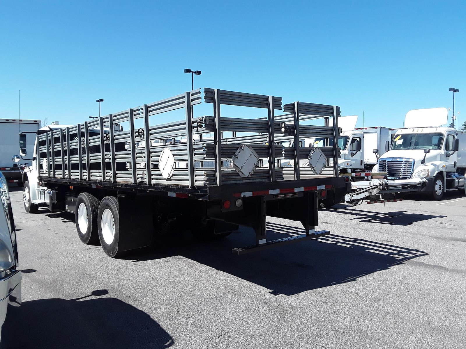 2014 Freightliner M2 106 6x4, Stake Bed #522384 - photo 1
