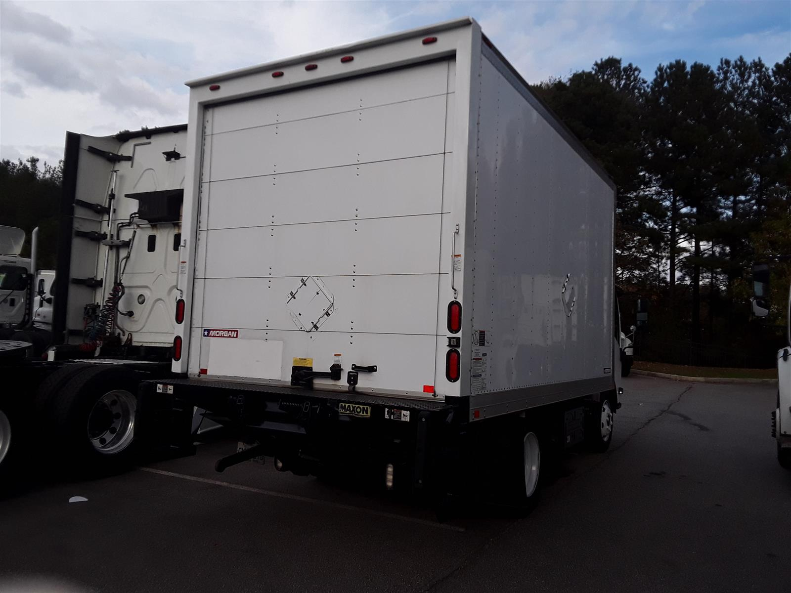 2014 Isuzu NQR 4x2, Dry Freight #575276 - photo 1