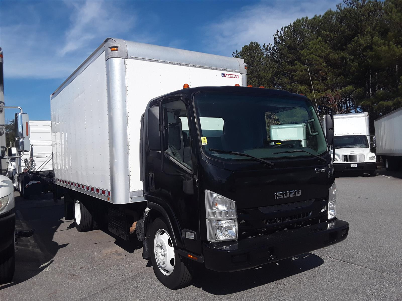 2016 Isuzu NQR Regular Cab 4x2, Dry Freight #656985 - photo 1