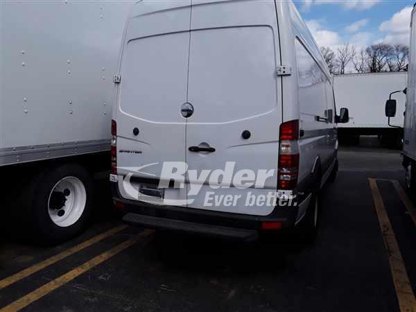 2015 Freightliner Sprinter 3500, Empty Cargo Van #318090 - photo 1
