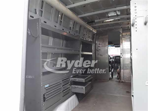 2014 Freightliner Sprinter 3500, Upfitted Cargo Van #337907 - photo 1