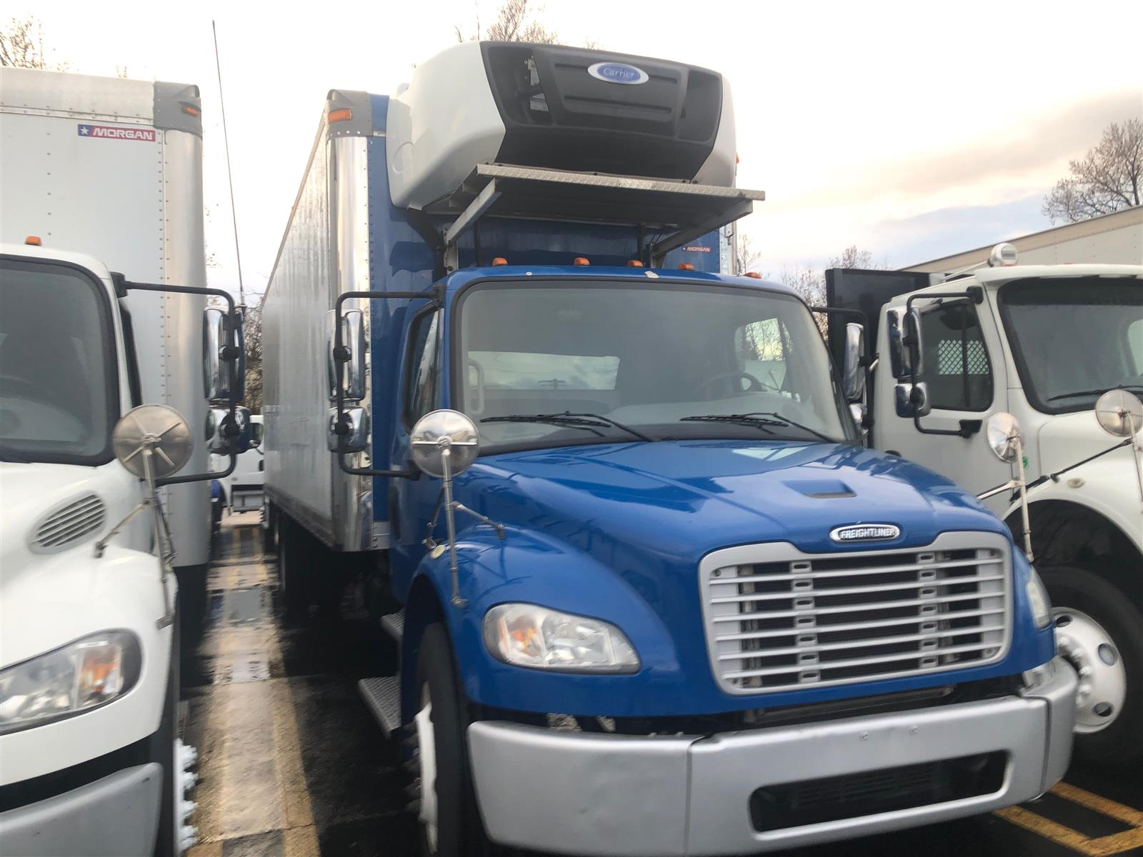 2015 Freightliner M2 106 4x2, Refrigerated Body #345570 - photo 1
