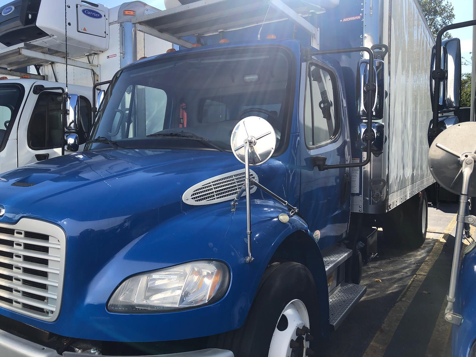 2015 Freightliner M2 106 4x2, Refrigerated Body #345987 - photo 1