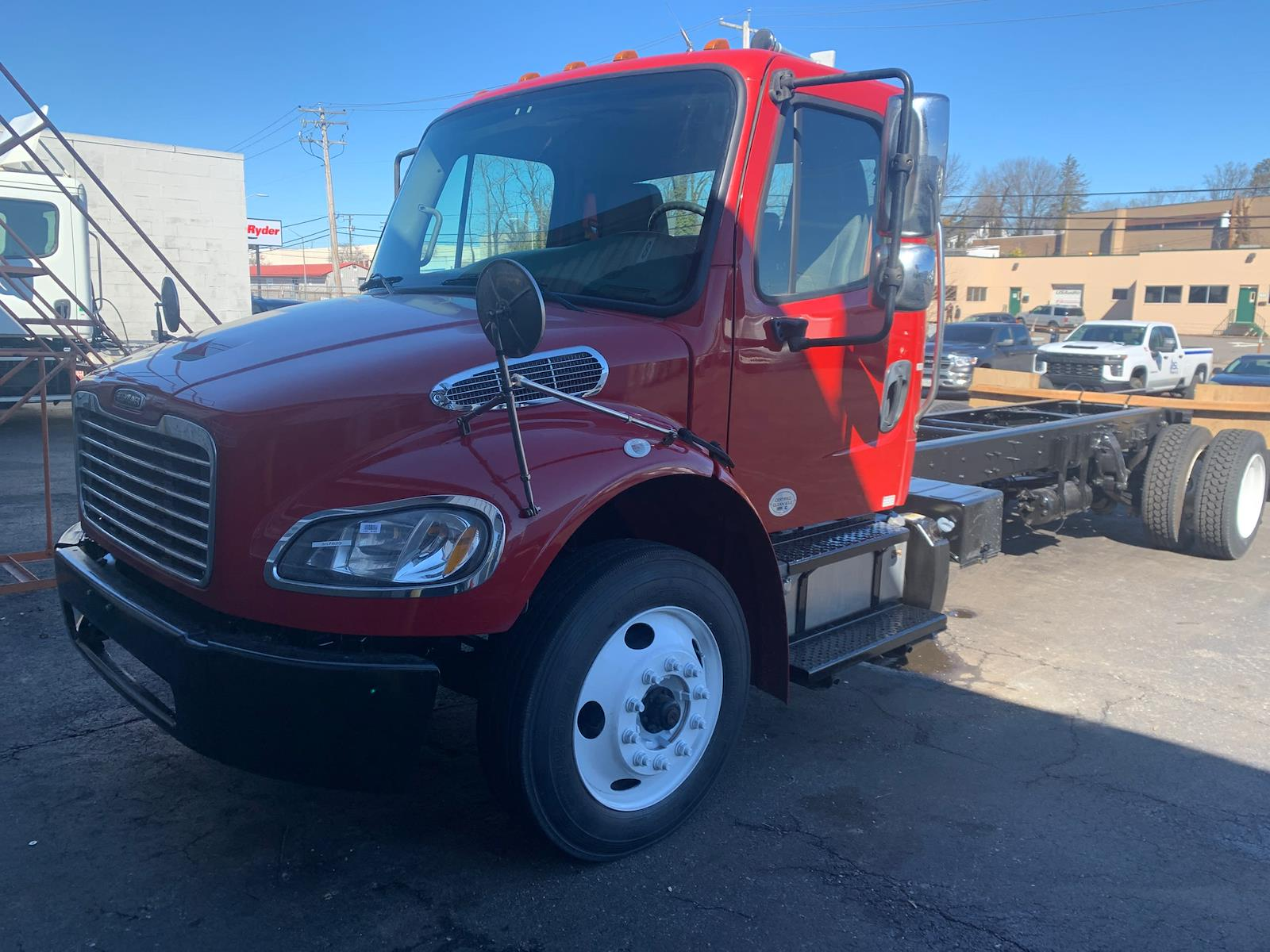 2016 Freightliner M2 106, Cab Chassis #357823 - photo 1