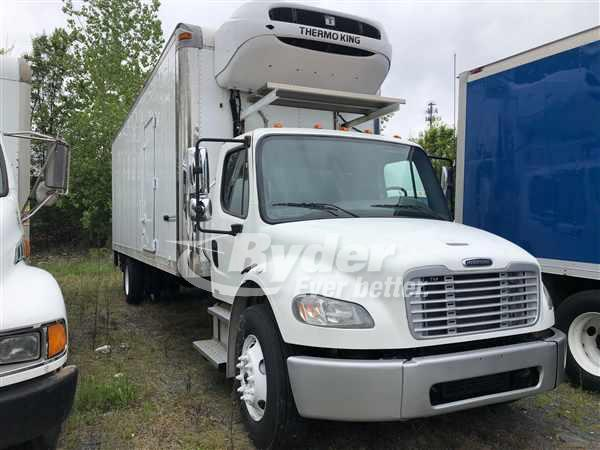2012 Freightliner M2 106 4x2, Refrigerated Body #471769 - photo 1