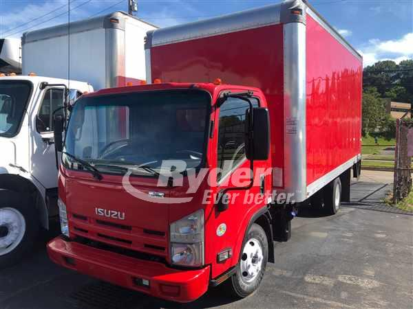 2012 Isuzu NPR 4x2, Dry Freight #471985 - photo 1