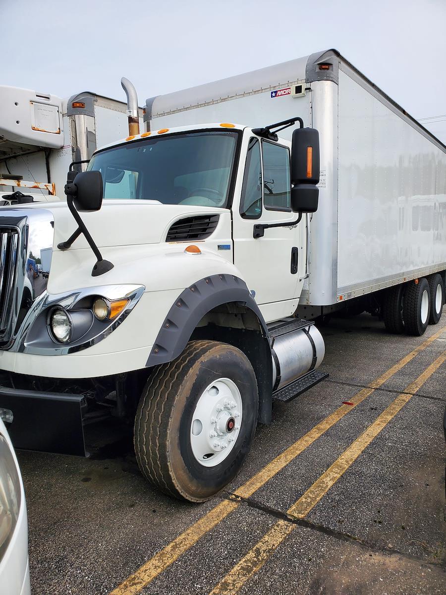 2013 International WorkStar 7600 6x4, Dry Freight #484739 - photo 1