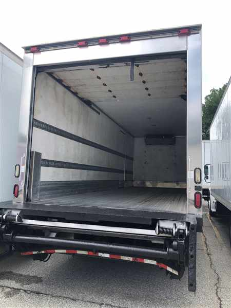 2014 Freightliner M2 106 6x4, Refrigerated Body #501822 - photo 1