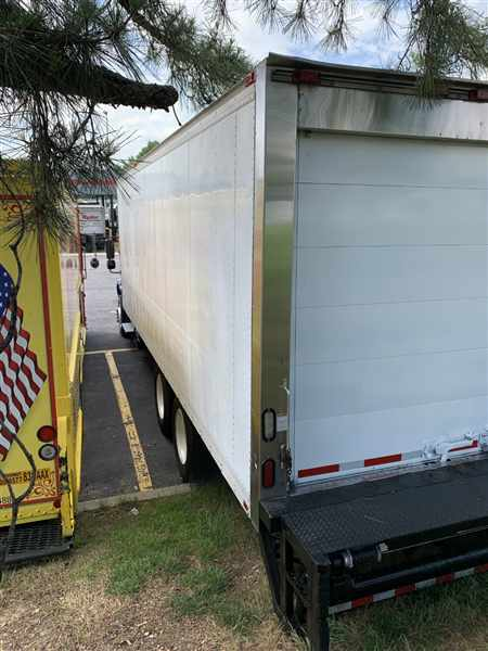 2014 Freightliner M2 106 6x4, Refrigerated Body #502158 - photo 1
