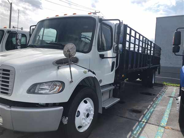 2013 Freightliner M2 106 4x2, Stake Bed #510527 - photo 1
