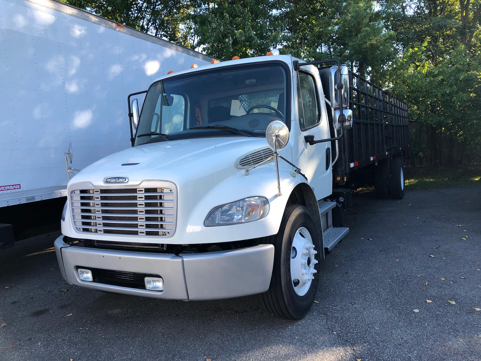 2013 Freightliner M2 106 4x2, Stake Bed #510528 - photo 1